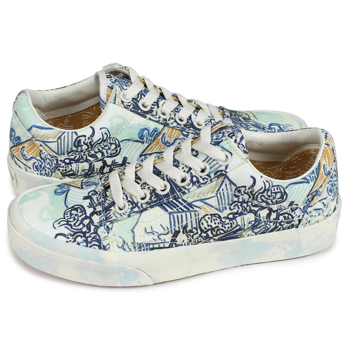VANS OLD SKOOL vans old school sneakers Lady's station wagons Gogh multi VN0A38G1UAX
