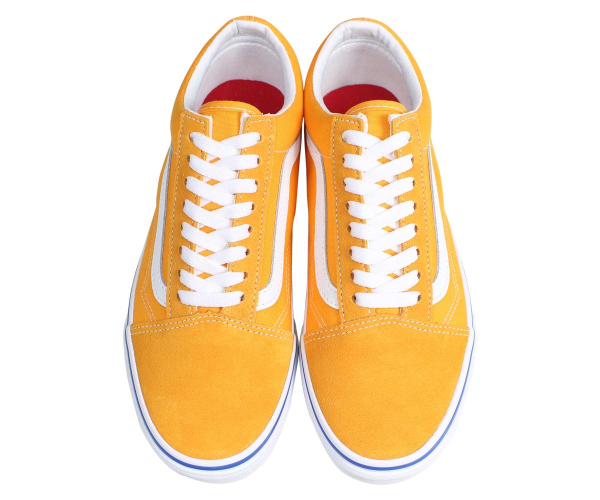 VANS OLD SKOOL vans old school sneakers men gap Dis station wagons yellow VN0A38G1VRM