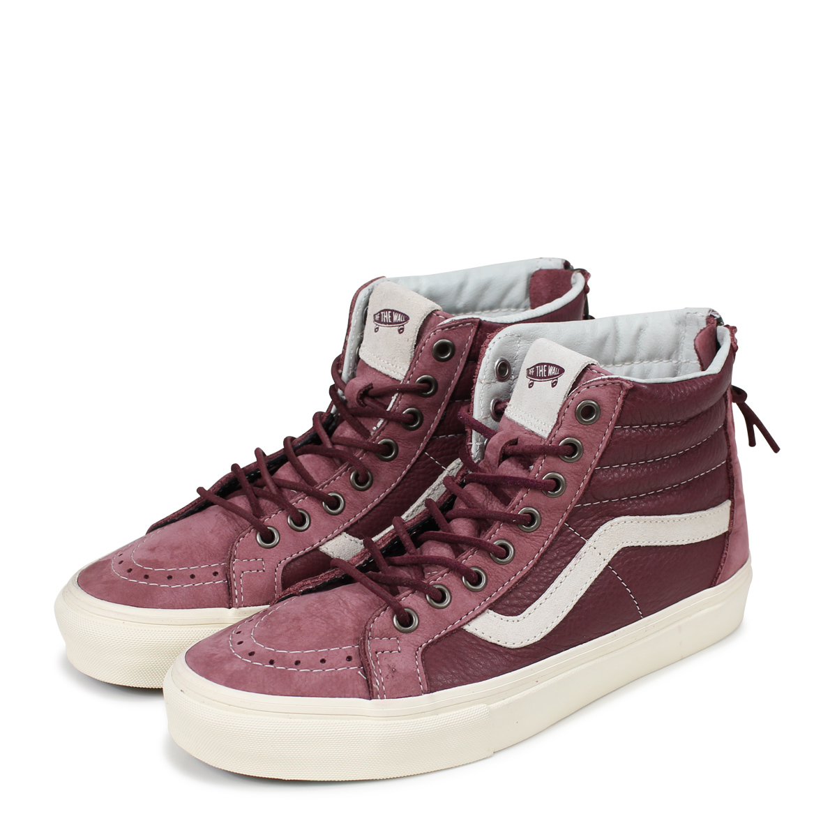 3ba6646a12 ALLSPORTS  VANS SK8-HI VAULT REISSUE ZIP LX sneakers men vans ...