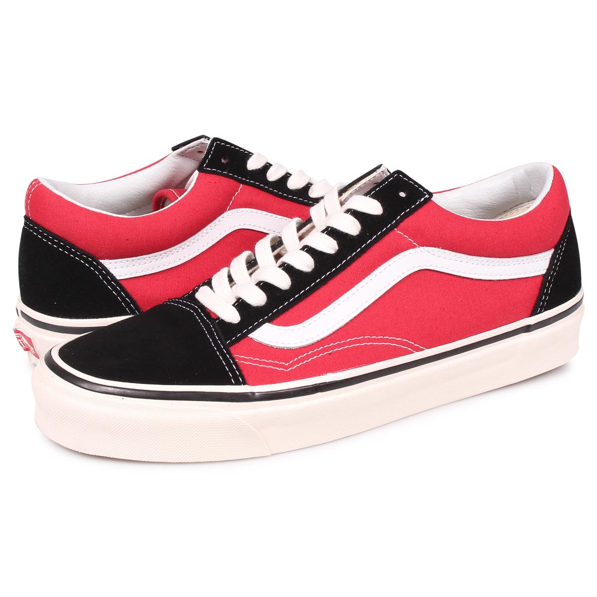 VANS OLD SKOOL 36 DX vans old school sneakers men gap Dis station wagons red VN0A38G2UBS