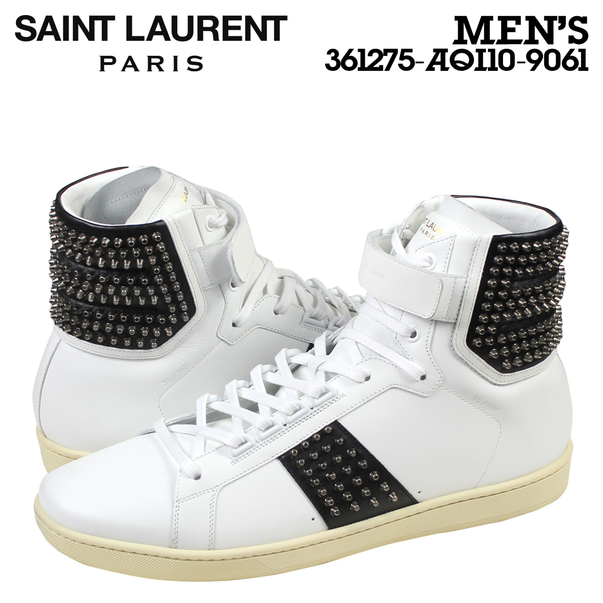 8a69f5576489f ALLSPORTS  Laurent Saint Laurent men s SIGNATURE COURT CLASSIC SL14H ...