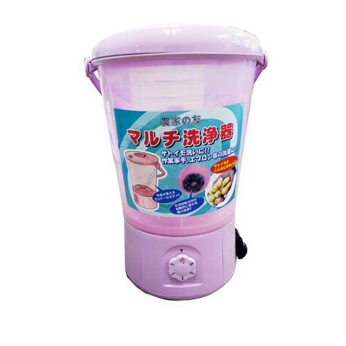 電動芋洗い器 MW-01