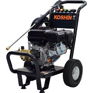 【エントリーでポイント10倍】 工進 エンジン式高圧洗浄機 JCE-1408UDX
