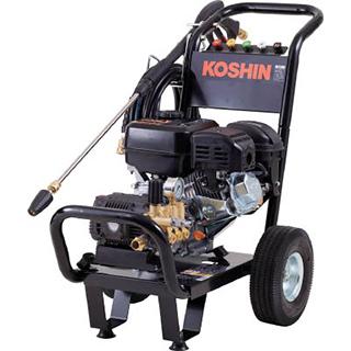 【エントリーでポイント10倍】 工進 エンジン式高圧洗浄機 JCE-1510UK