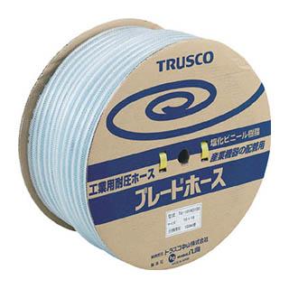 TRUSCO ブレードホース 12X18mm 100m TB-1218D100