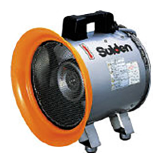 スイデン SJF-300C-1スイデン 送風機(軸流ファンブロワ)ハネ300mm単相100V防食型 SJF-300C-1, DUCT SHOP:bc40c94e --- byherkreations.com
