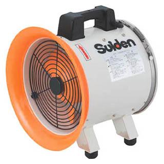 スイデン 送風機(軸流ファンブロワ)ハネ300mm 単相100V 単相100V SJF-300RS-1 スイデン SJF-300RS-1, ネルパラ:6d65f980 --- byherkreations.com