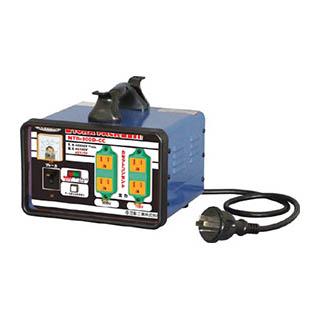 日動 変圧器 変圧器 3KVA 降圧専用カセットコンセントトラパック 日動 3KVA NTB-300D-CC, 木一筋:795712df --- byherkreations.com