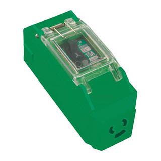 日動 プラコンインポッキンブレーカ 100V 抜止コンセント付 漏電遮断器付 PIPB-EB-N