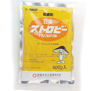 他剤耐性菌に対しても有効 殺菌剤 ストロビーDF ドライフロアブル 日本製 ☆送料無料☆ 当日発送可能 500g