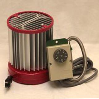 小型温室用ヒーター パネルヒーター(Zサーモ付 )SPZ-200【加温用】