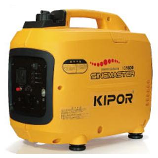 【KIPOR(キポー) インバーター発電機 IG1600( ポータブル発電機 ) 】[ 発電機 インバーター アウトドア 小型 家庭用 価格 ]