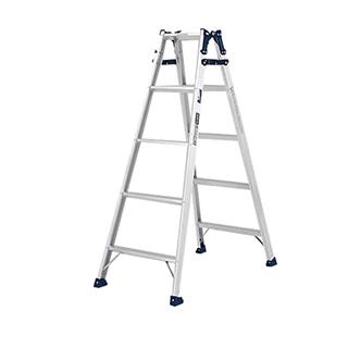 アルインコ 幅広はしご兼用脚立 MXA150W