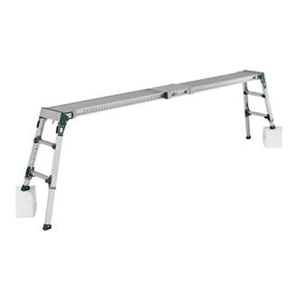 アルインコ 伸縮天板・伸縮脚付足場台 VSR2609FX