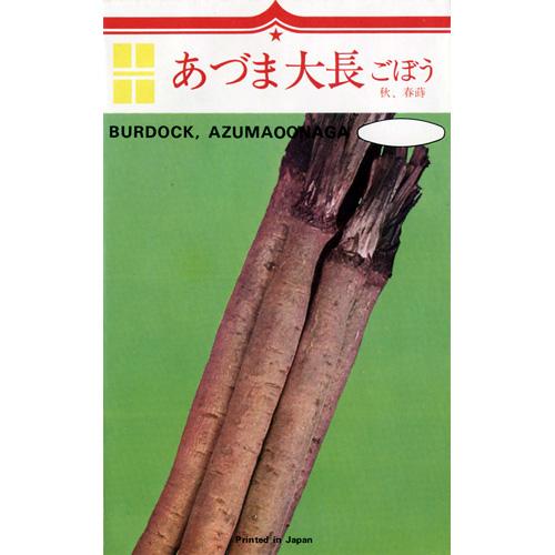 ごぼう 種 【 あずま大長 】 種子 1L缶 ( 種 野菜 野菜種子 野菜種 )