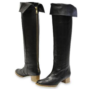 【在庫処分】【チェンバー/CHEMBUR】ロングハイブーツ(SPカーフ) LONG HI BOOTS(SP CALF) [mw-43-calf]【送料無料】【あす楽対応】【返品交換キャンセル不可】