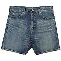 【エフィレボル/.efilevol】Front Sarrouel Narrow Short Denim Pants / フロントサルエルナローショートデニムパンツ【送料無料】【あす楽対応】