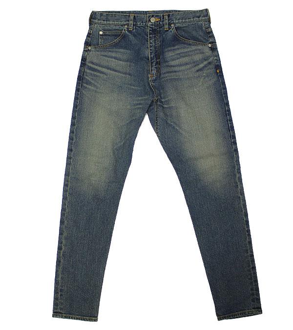 【エフィレボル/.efilevol】Big Front Sarrouel Denim Pants ビッグフロントサルエルデニムパンツ【送料無料】【あす楽対応】【p20】