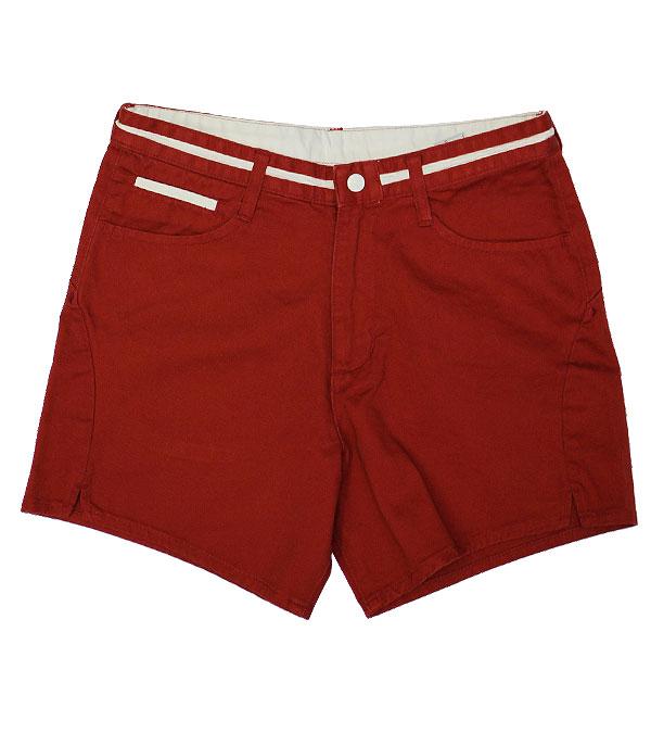 【エフィレボル/.efilevol】Color Short Pants カラーショートパンツ【送料無料】【あす楽対応】