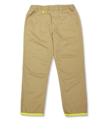 【エフィレボル/.efilevol】Cropped Chino Easy Pants クロップドチノイージーパンツ【送料無料】【あす楽対応】
