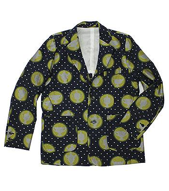 【エフィレボル/.efilevol】トロフィードットジャガードテイラードジャケット/Trophy Dot Jacquard Tailored Jacket【送料無料】【あす楽対応】