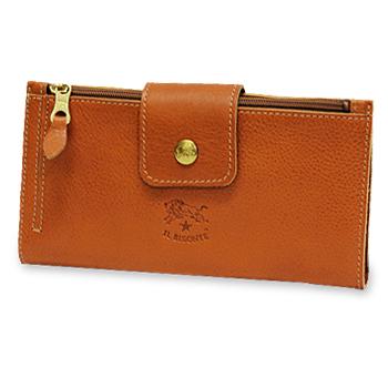 【イルビゾンテ IL BISONTE 財布】クラッチ型長財布 [商品番号_5492300040]【送料無料】【あす楽対応】【財布 長財布】