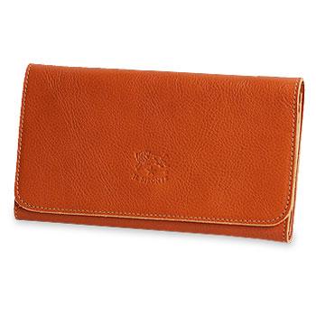 【イルビゾンテ IL BISONTE 財布】レザー長財布[商品番号_412230]【送料無料】【あす楽対応】【財布 長財布】