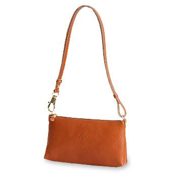 【イルビゾンテ IL BISONTE バッグ】ナスカンフックショルダーバッグ(S) [商品番号_5442302111]【送料無料】【あす楽対応】【バッグ ショルダーバッグ】