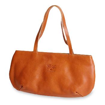 【イルビゾンテ IL BISONTE バッグ】レザーハンドバッグ [商品番号_411918]【送料無料】【あす楽対応】【バッグ ハンドバッグ】
