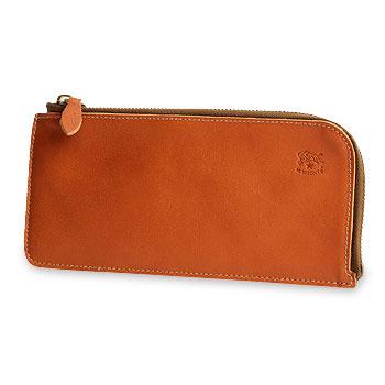 【イルビゾンテ IL BISONTE 財布】L字ファスナー長財布 [商品番号_5432409340]【送料無料】【あす楽対応】【財布 ファスナー財布 長財布】