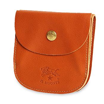 【イルビゾンテ IL BISONTE 財布】馬蹄2つ折り財布 [商品番号_411186]【送料無料】【あす楽対応】【財布 二つ折り財布】