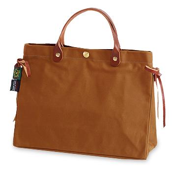 【イルビゾンテ IL BISONTE バッグ】サイドリボンキャンバストートバッグ[商品番号_5432302920]【送料無料】【バッグ トートバッグ】