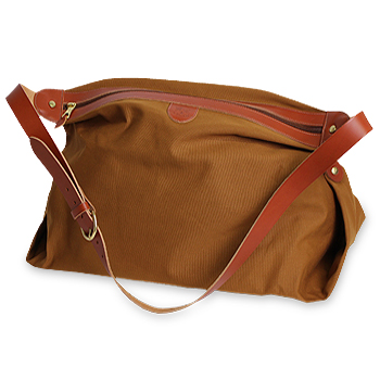 【イルビゾンテ IL BISONTE バッグ】キャンバスショルダーバッグ(L) [商品番号_411495]【送料無料】【バッグ ショルダーバッグ】