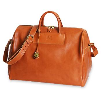 【イルビゾンテ IL BISONTE バッグ】ボストンバッグ[商品番号_5432400215]【送料無料】【あす楽対応】【バッグ トートバッグ】