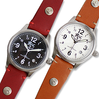 【イルビゾンテ IL BISONTE 腕時計】ラウンドフェイス(レディース)オリジナルレザーセット [商品番号_5422310397set] 【送料無料】【あす楽対応】【腕時計 文字盤バンドセット】