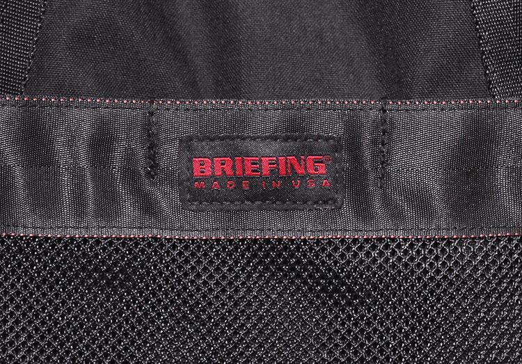 ブリーフィング BRIEFING MESH FLIGHT TOTE メッシュフライトトートBRA201T12送料無料dWxBorCe