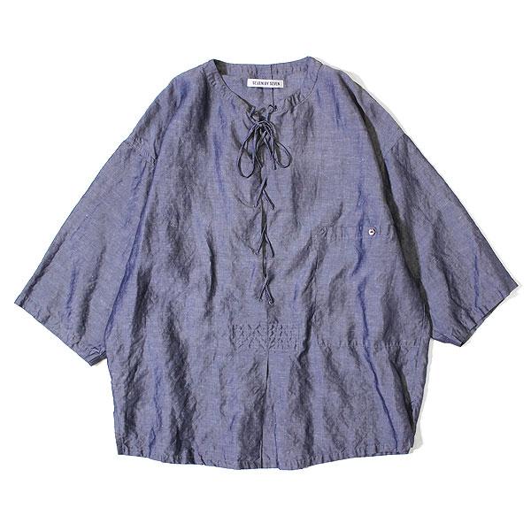 【セブンバイセブン/7×7】PULLOVER SHIRT(プルオーバーシャツ)[800-9150016]【送料無料】【p10】【クーポン利用可m200】