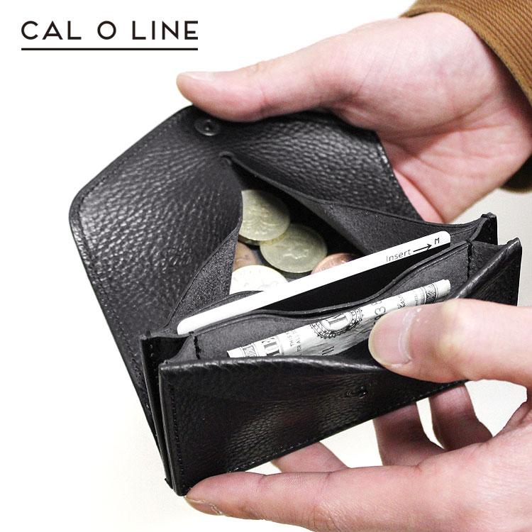 【s20】【CAL O LINE/キャルオーライン】UTILITY WALLET(ユーティリティーウォレット)[CSW-921]【送料無料】【キャンセル返品交換不可】【let】
