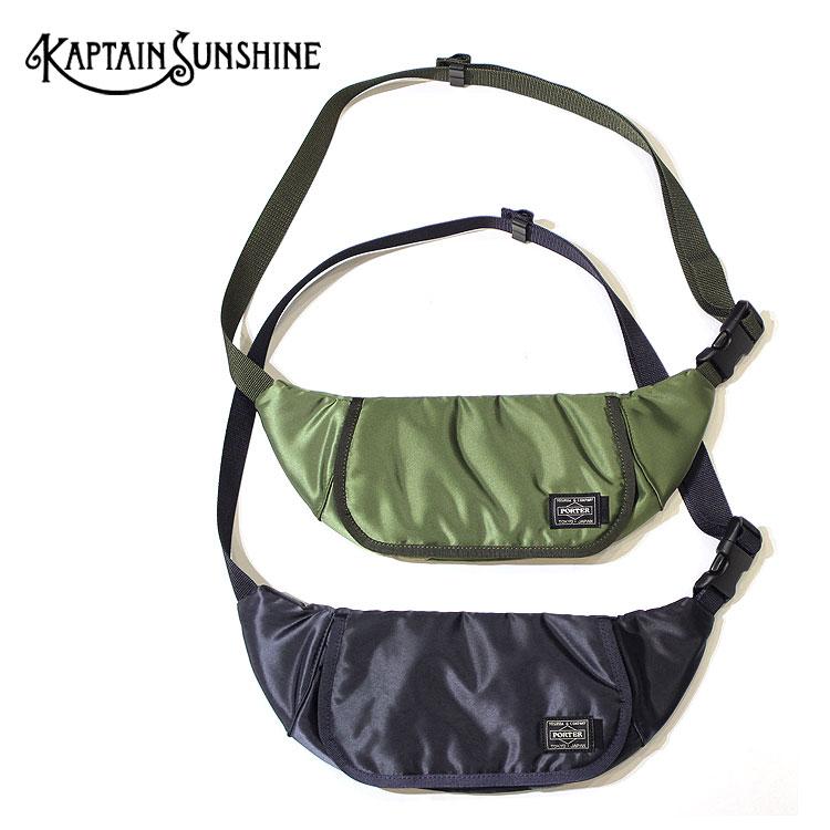 【キャプテンサンシャイン/KAPTAIN SUNSHINE】Travellers Funny Bag(トラベラーファニーバッグ)[KS20SGD08]【送料無料】【p10】【m200】