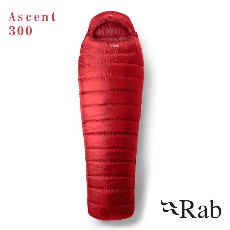 【ラブ/Rab】Ascent 300(アセント300)[QSG-66]【送料無料】