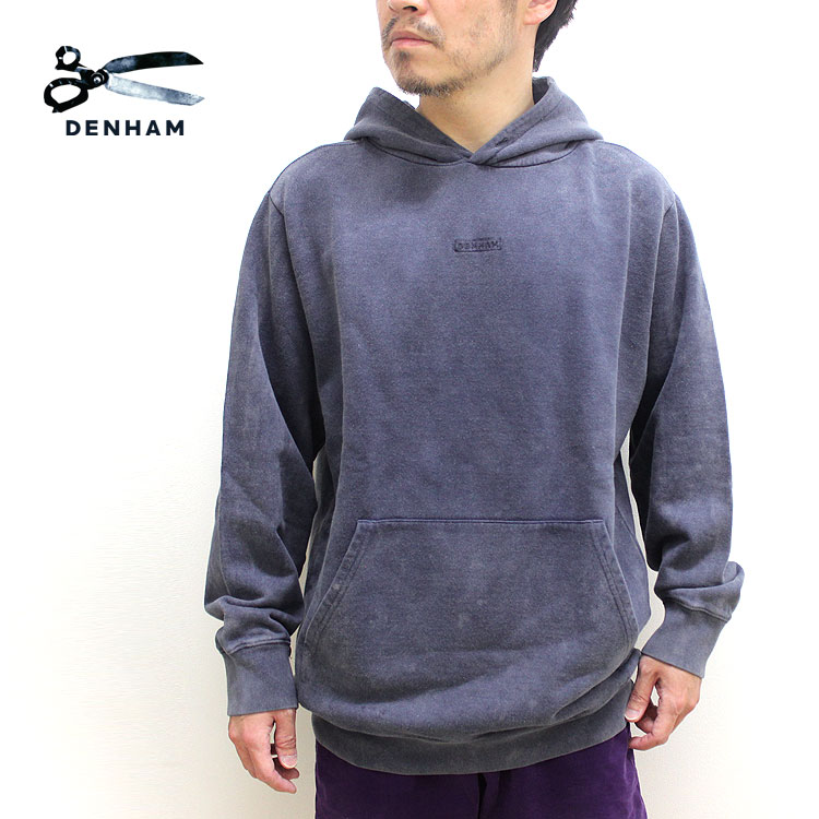 【デンハム/DENHAM】DENHAM HOODY PRSU(デンハムフーディーPRSU) [No_01-20-04-60-051]【送料無料】