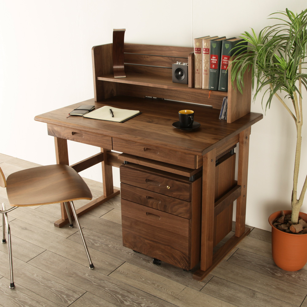 Fine Learning Desk Walnut Study Pc