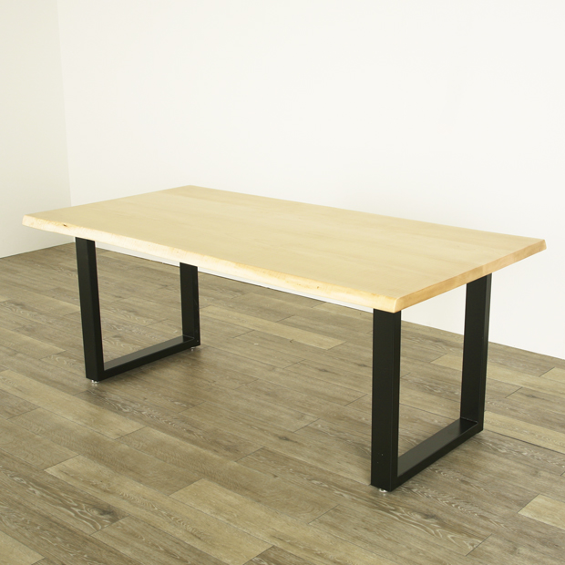Eco design  nol 141726 dt  wood dining table curly maple onenolsia   Rakuten Global Market  Eco design  nol 141726 dt  wood  . Maple Wood Dining Room Furniture. Home Design Ideas