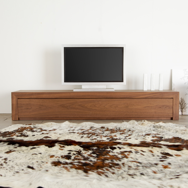 194 Cm Wide [NWA] Snack Walnut Flat Panel TV Stand / Make / Eco  Specifications/TV Board And TV Units / Natural Wood / / Made In Japan/AV  Board / Lowboard
