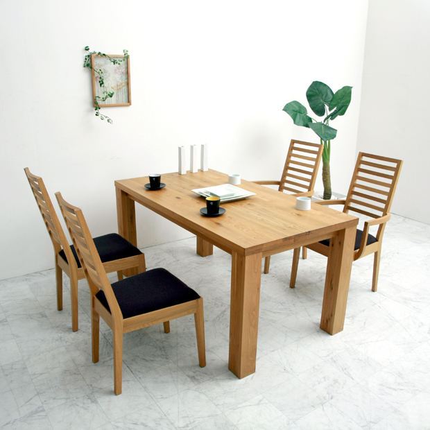 Attirant Dining Table 150 Oak Dining Table Table High Table Tree Wooden High Quality  Shin Pull ...