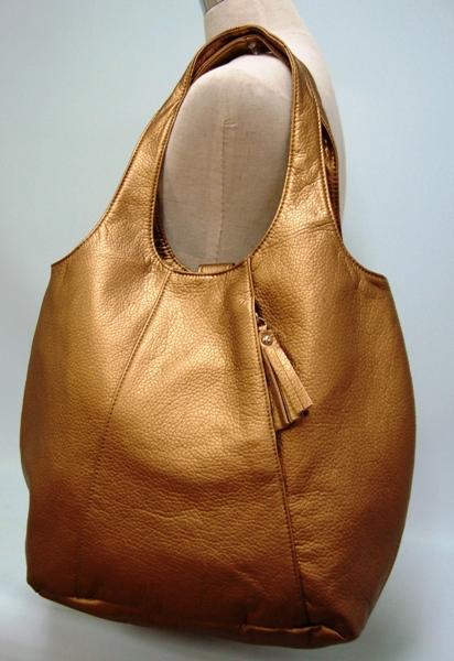 機能的でマーザーバッグなどにぴったり セール特価 ペットボトル入れ 多機能バルーン型トートバッグ ポーチ付 在庫一掃