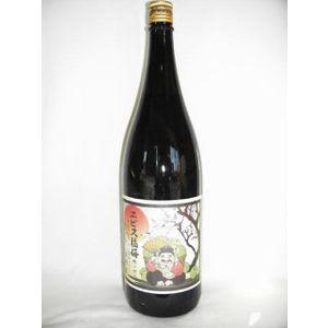 エビス福梅 1800ml 12度 ファッション通販 河内ワイン 大阪府 ブランデーブレンド 最安値 甲類焼酎ベース 梅酒