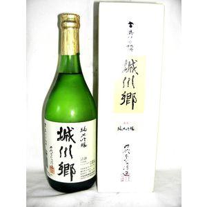 城川郷 純米吟醸 720ml 愛媛県 中城本家酒造 期間限定の激安セール 人気商品