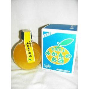 贈与 愛媛県産 みかんのお酒 360ml 8度 蜜柑酒 本格焼酎ベース 愛媛県 ランキング総合1位 栄光酒造
