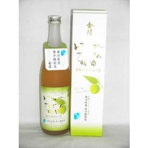 金陵 レアシュガープレミアム梅酒 720ml 大規模セール 保証 12度 香川県 西野金陵 梅酒 日本酒ベース